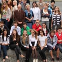 OA Praha studenti a učitelé