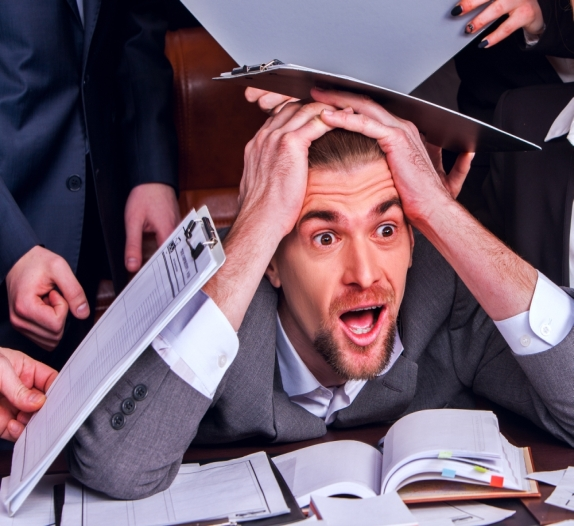 Manažer a stres. Jak mu předcházet?